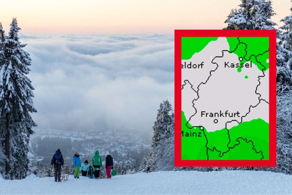 Wetter in NRW Schneeschauer, Frost und Glätte nach erneutem Wintereinbruch