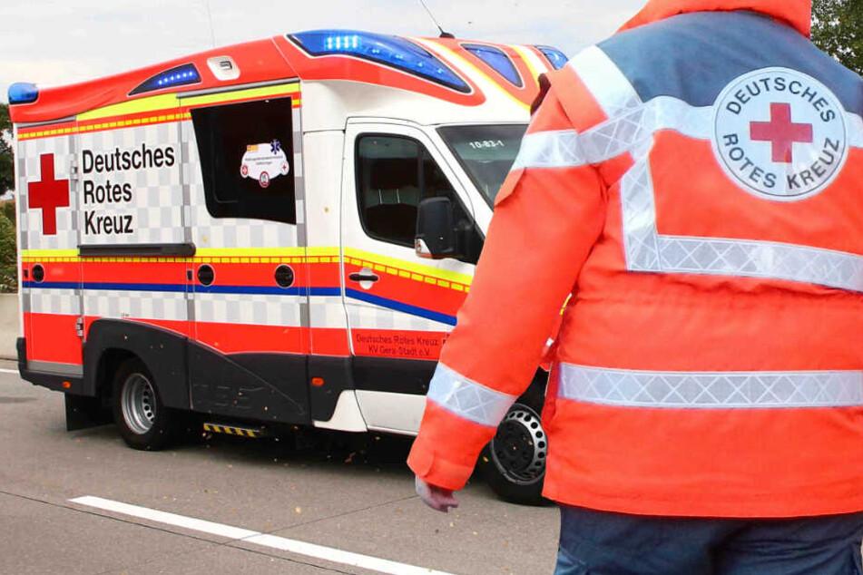 Tödlicher Crash bei Gießen: Autofahrerin rammt Sattelzug frontal