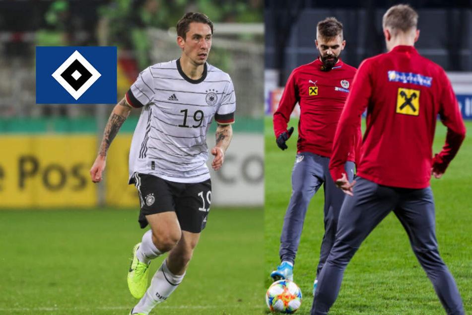 HSV-Nationalspieler kehren mit gemischten Gefühlen zurück