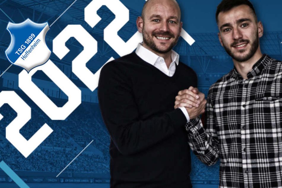 Transfercoup! Erster TSG-Neuzugang kommt aus der Zweiten Liga