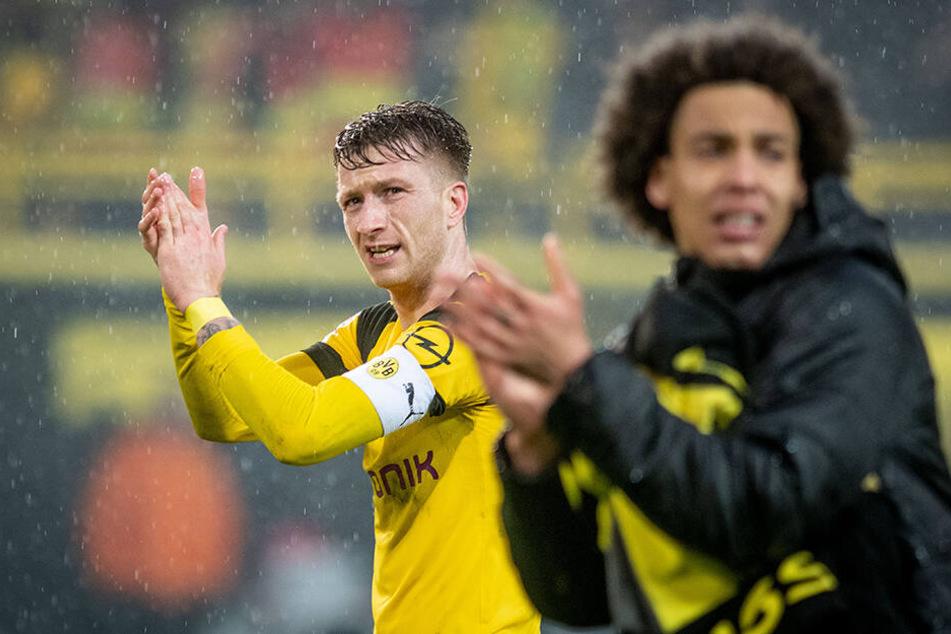 Der BVB fand mit einem 3:1-Sieg über einen guten VfB Stuttgart wieder zurück in die Erfolgsspur, büßte die Tabellenführung aber dennoch ein.