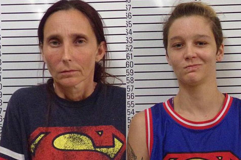 Mutter und Tochter: Patricia Spann (43) ist mit ihrer Tochter Misty (25) verheiratet.