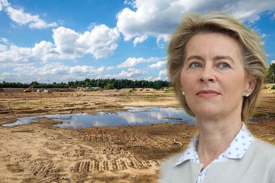 Lärm-Streit vom Jägerpark - Jetzt schaltet sich die Ministerin ein