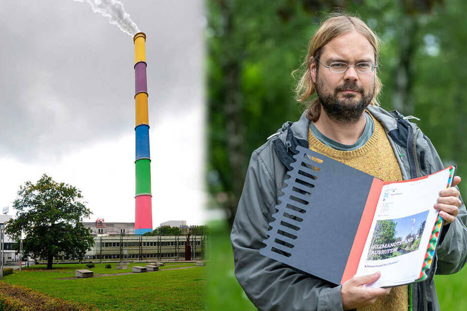 Grüne fordern: Chemnitz soll den Klimanotstand ausrufen