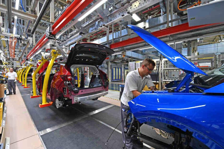 """""""Krasse Fehlplanung"""": Opel-Produktion in Eisenach nach Umstellung mit großen Problemen"""