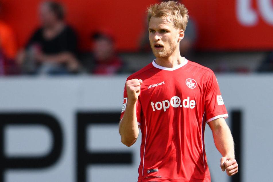 Union-Stürmer Sebastian Andersson kennt die Montagsspiele noch von seiner Zeit aus Kaiserslautern.