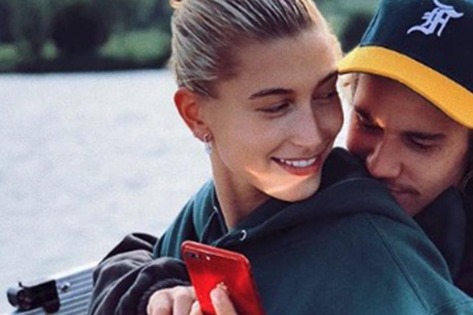 Geheime Hochzeit bei Justin Bieber und Hailey Baldwin?