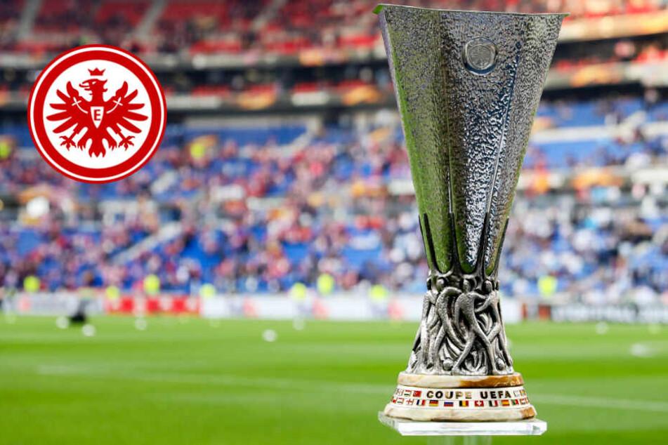 Hammerlos! Eintracht Frankfurt trifft in der Europa League auf Benfica Lissabon