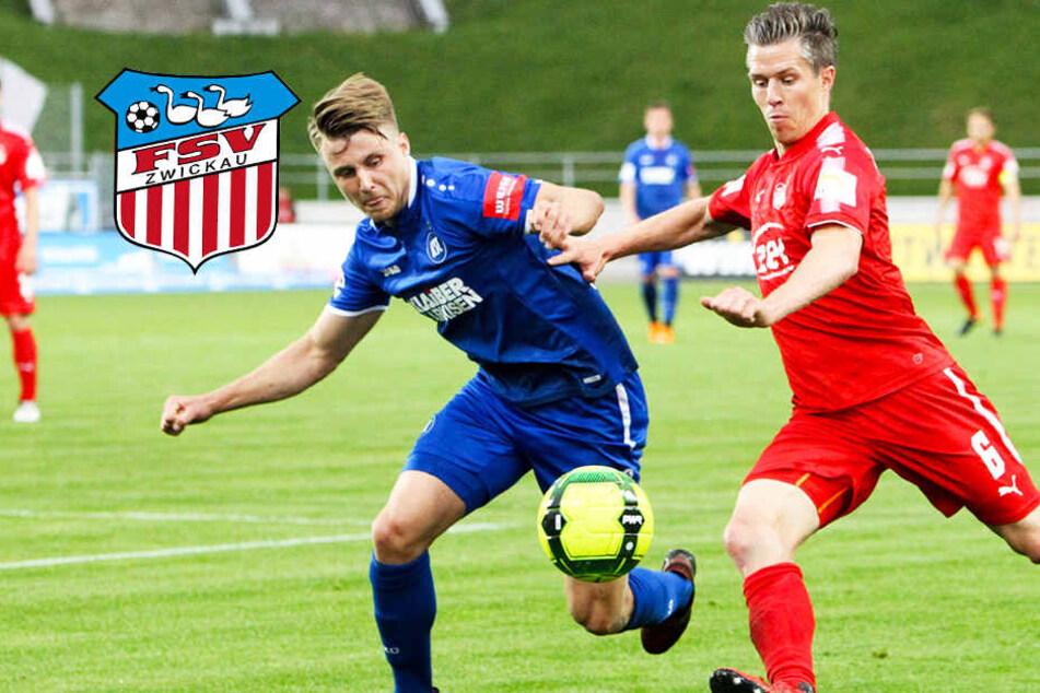 Christoph Göbel verlässt den FSV Zwickau und wechselt in die Regionalliga