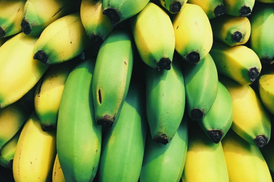 Bananen belegen Platz 2 der beliebtesten Obstsorten der Deutschen