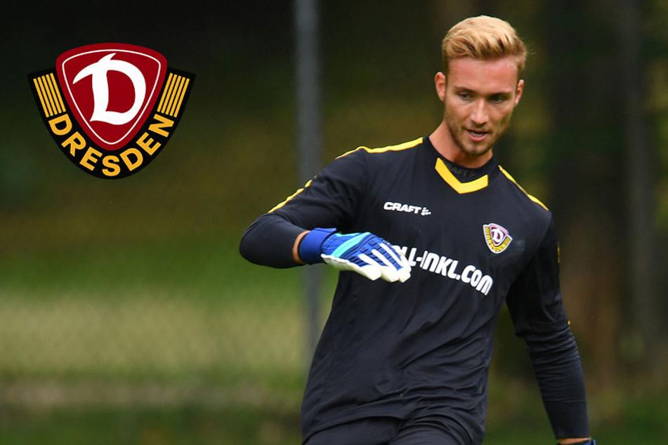 Neuzugang Tim Boss will Dynamos neue Nummer 1 werden