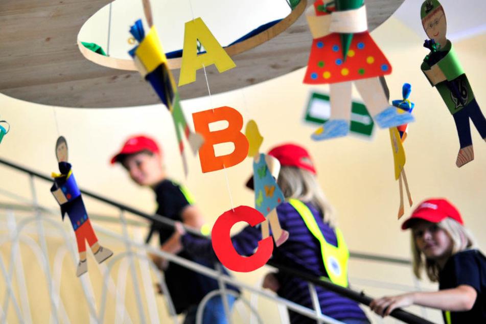 Fast ein Drittel der Kinder konnte kein fehlerfreies Deutsch sprechen. (Symbolbild)