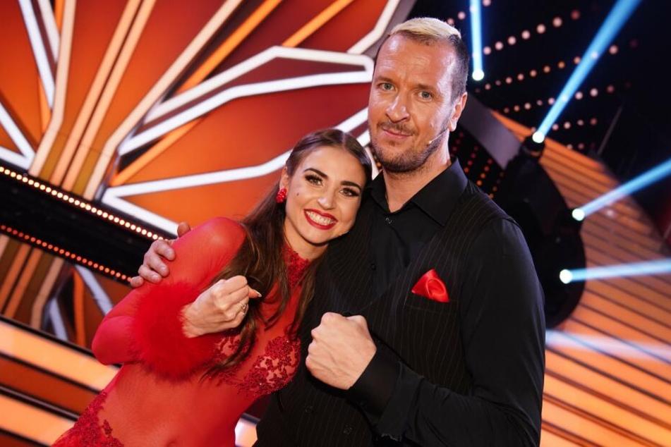 "Ekaterina Leonova (32) und Pascal Hens (39) haben es unter die Top-5 bei ""Let's Dance"" geschafft."