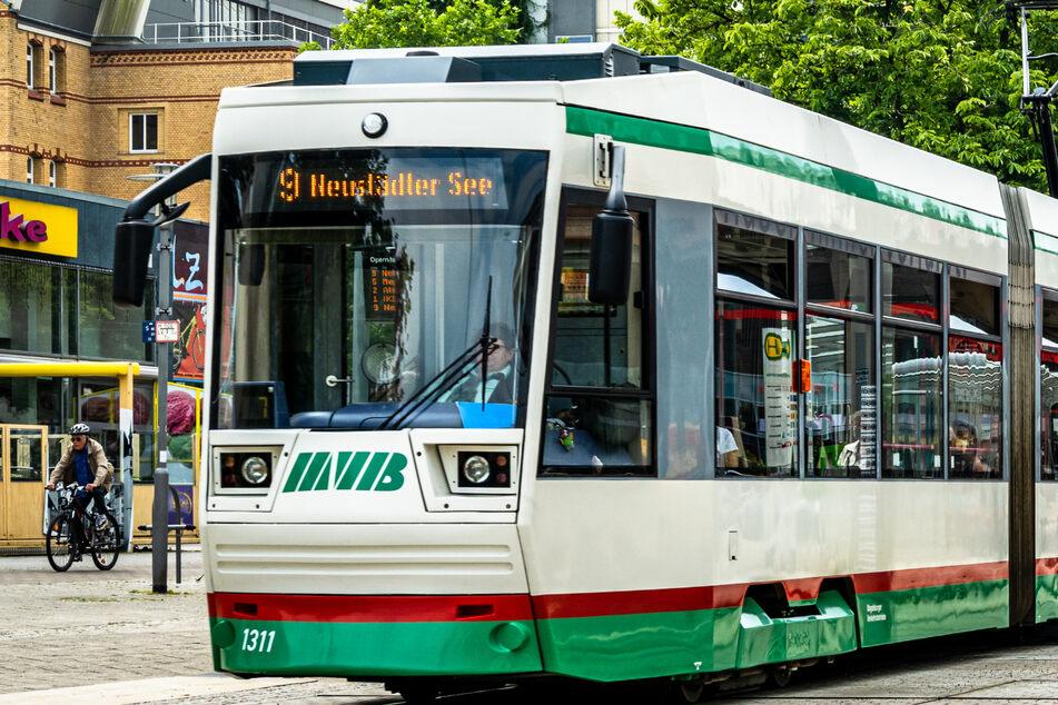 Magdeburg: Fremdenfeindlicher Spruch führt zu Schlägerei in Straßenbahn