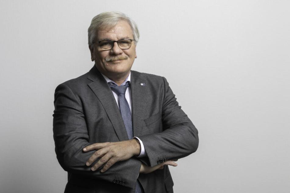 IHK-Hauptgeschäftsführer Detlef Hamann.