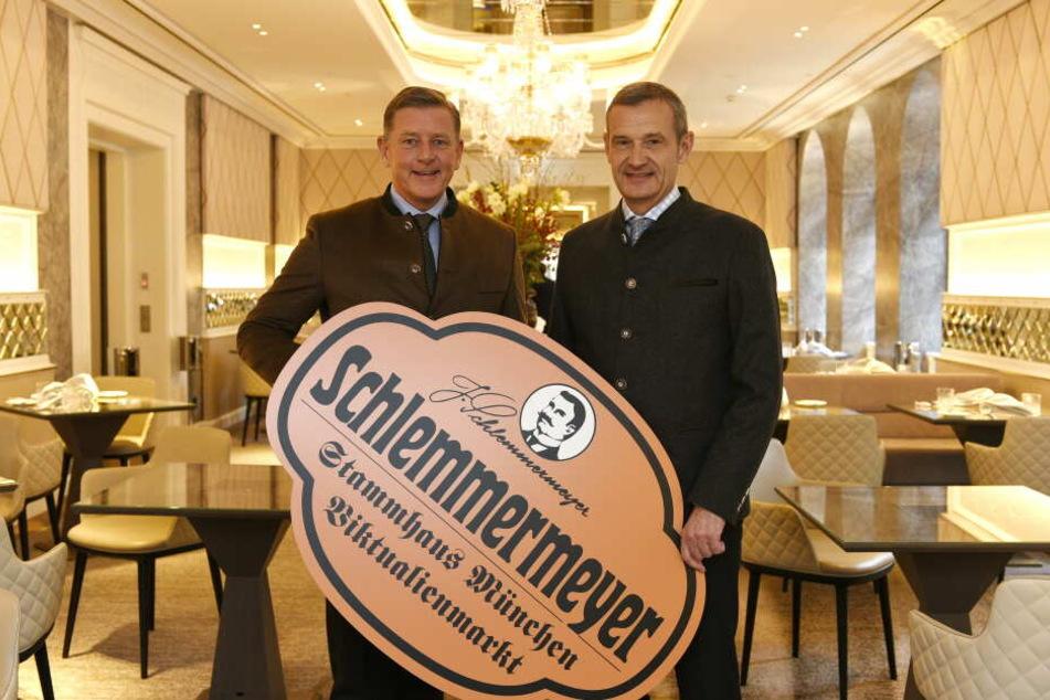 Kai Richter (links) und Jörg Linder sind zusammen geschäftsführende Gesellschafter der 12.18 Investment Management GmbH.
