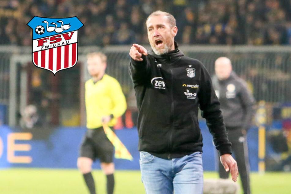 """""""Top!"""" FSV-Coach Enochs lobt seine Defensive"""