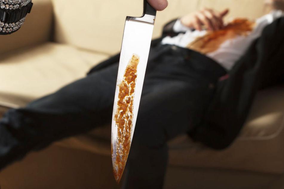 Mit einem Küchenmesser hat eine Inderin ihrem Mann den Penis abgehackt (Symbolbild).