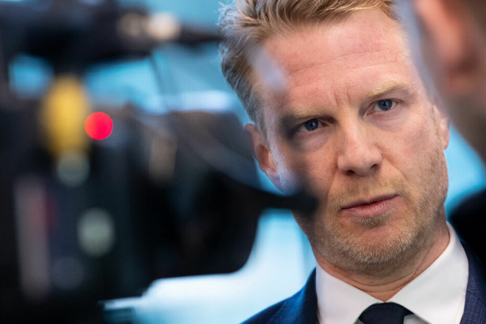 Oberstaatsanwalt Klaus-Dieter Hartleb will den Hass im Netz bekämpfen.
