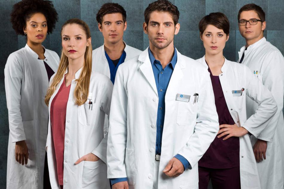 """Zunächst sollen acht Folgen auf dem ARDSendeplatz von """"Die jungen Ärzte"""" ausgestrahlt werden."""