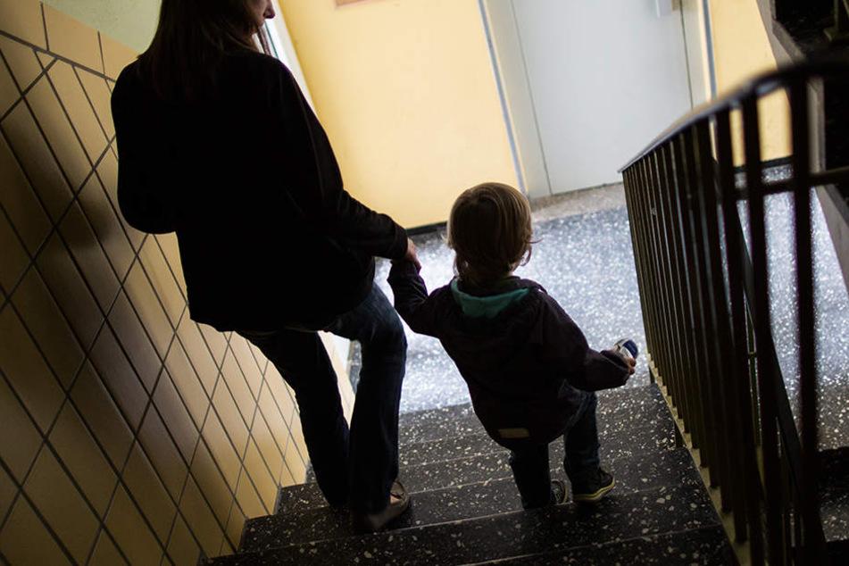 Immer mehr Familien können von ihren Jobs nicht Leben