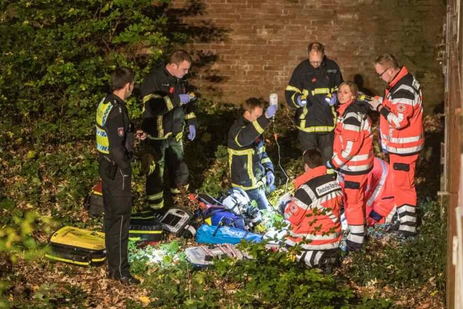 Einbruch in Freibad endet tragisch: Teenager stürzt in die Tiefe