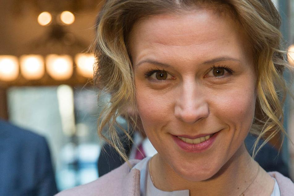 Darum fährt Tatort-Schauspielerin Franziska Weisz nicht mit dem Auto