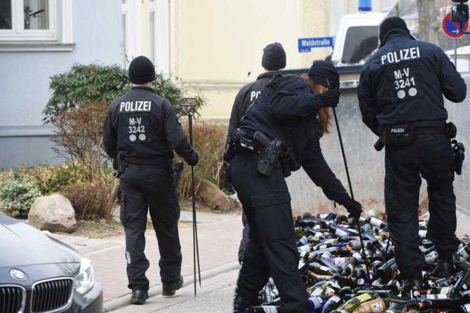 Messer-Mord an 18-Jähriger auf Ostsee-Insel: Polizei auf Jagd nach Spuren