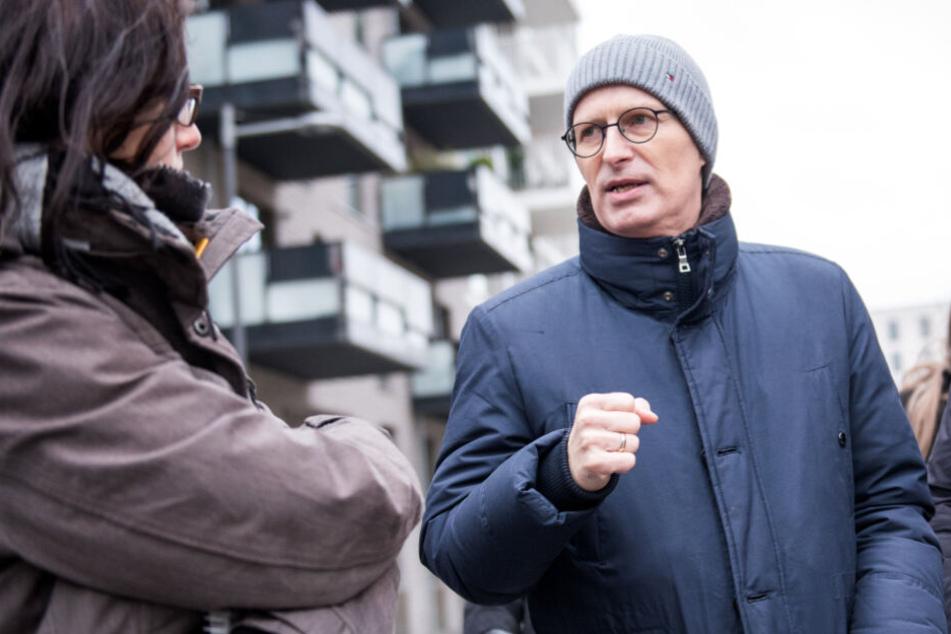 Peter Tschentscher (SPD) im TAG24-Interview: Bürgermeister will HVV weiter ausbauen