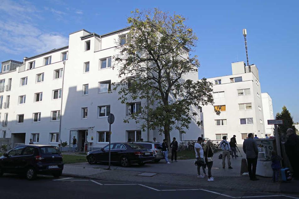Die Wohnung des mutmaßlichen Täters in Köln-Ehrenfeld wurde bereits durchsucht.