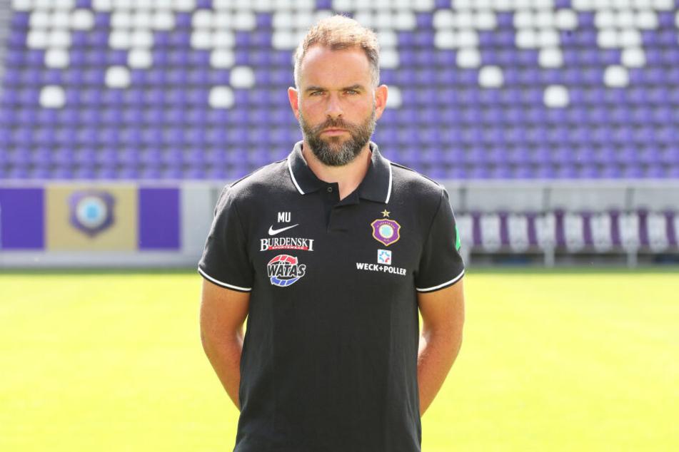 FC Erzgebirge Aue-Torwarttrainer Max Urwantschky geht zu Spartak Moskau.
