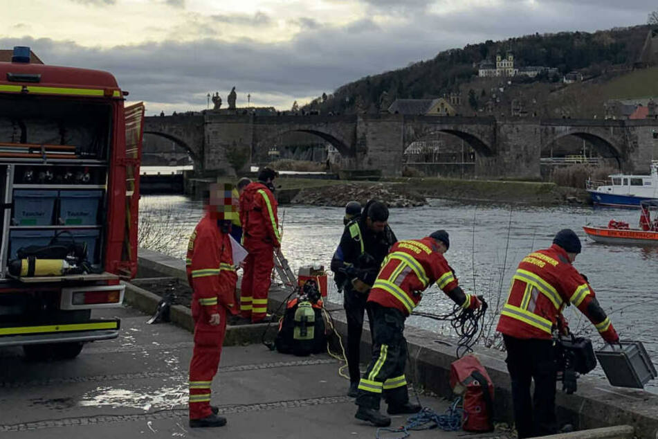 Ein Großaufgebot an Rettungskräfte suchte nach dem vermissten Mann.