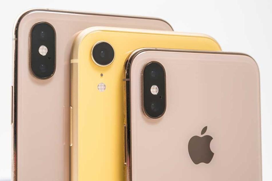 Die neuen iPhones verkaufen sich offenbar nicht so gut, wie eigentlich angenommen.