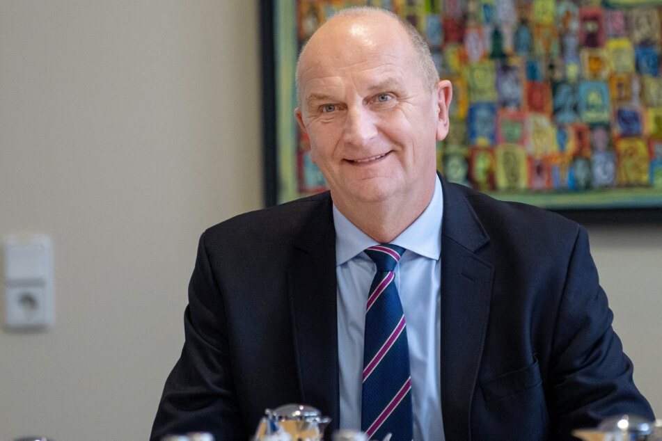 Dietmar Woidke (58, SPD), Ministerpräsident von Brandenburg.