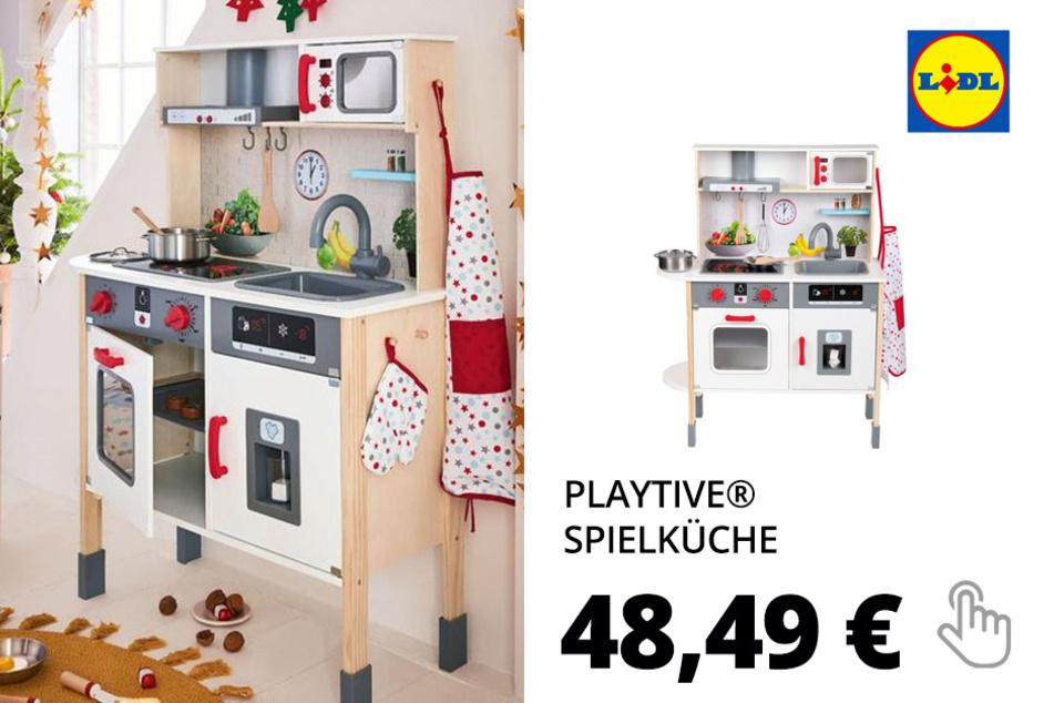 PLAYTIVE® Spielküche