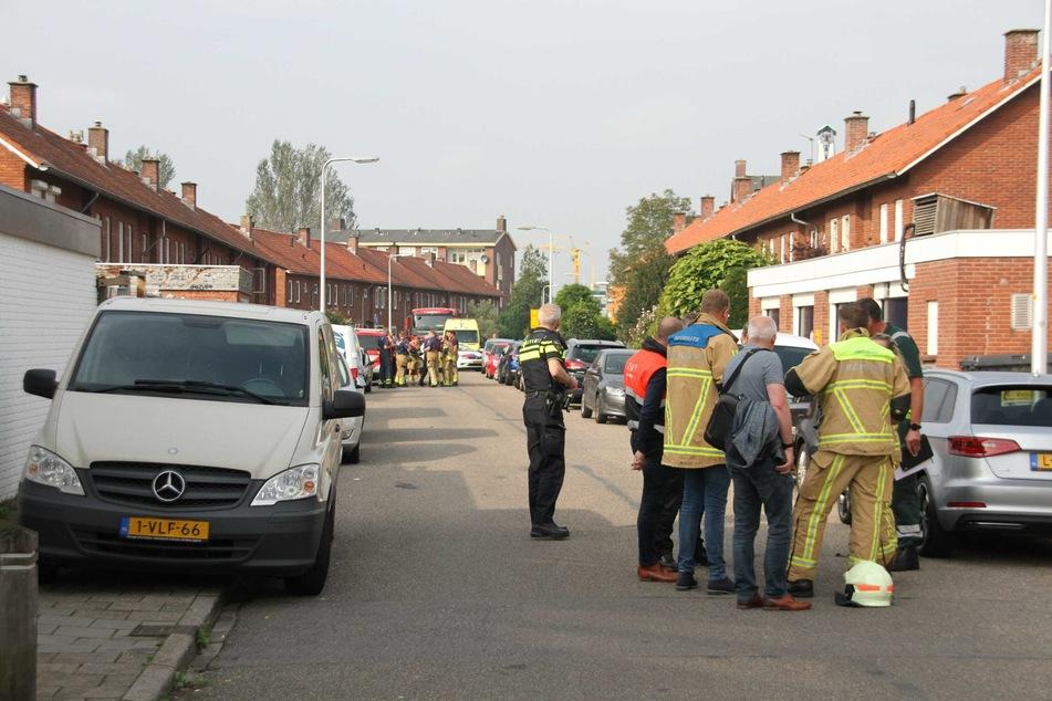 Nach dem Angriff wurde der Mann mit der Armbrust festgenommen.