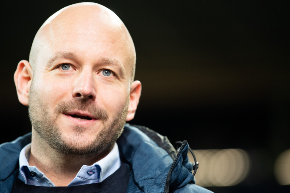Hoffenheims Sportdirektor Alexander Rosen (41).