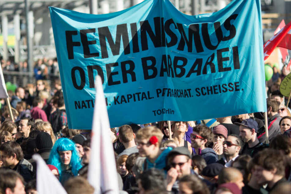 """Unterdrückung der Frau? Linke Gruppe will gegen """"das Patriarchat"""" demonstrieren"""