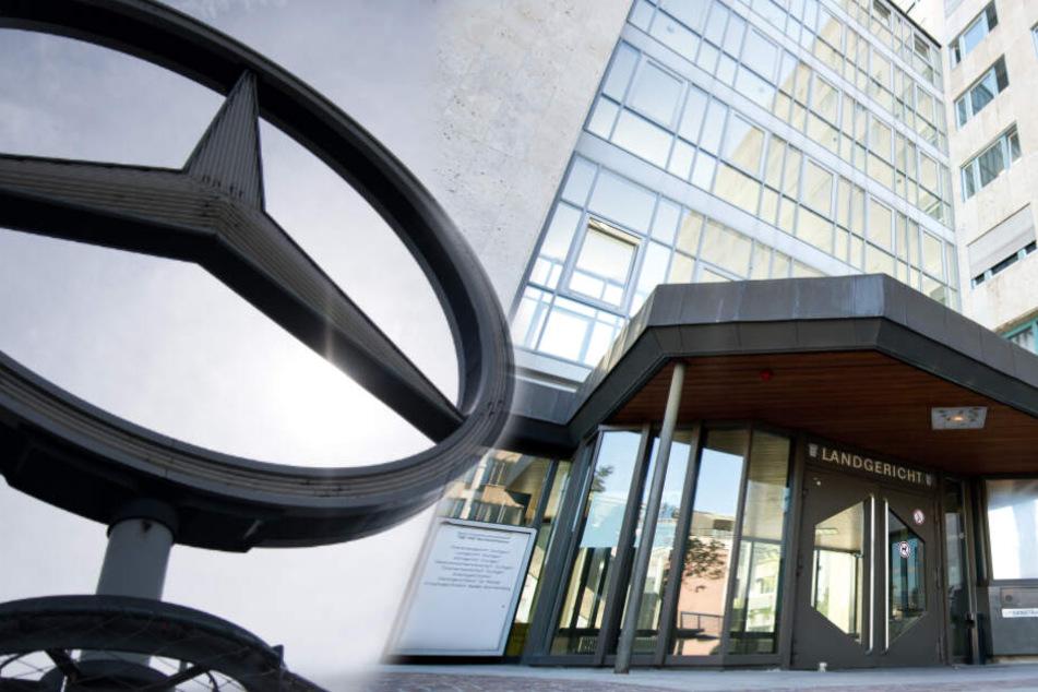 """Gericht braucht Verstärkung, um """"Dieselklagen""""-Welle gegen Daimler zu bewältigen"""