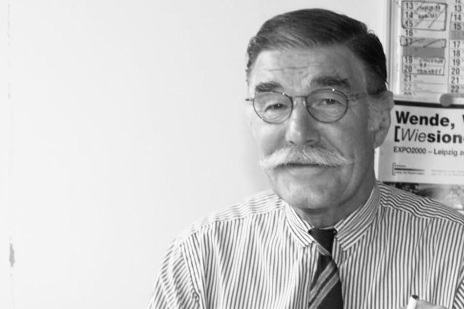 Sportmäzen und Frauenkirchen-Förderer Henning A. Thiemann ist tot!