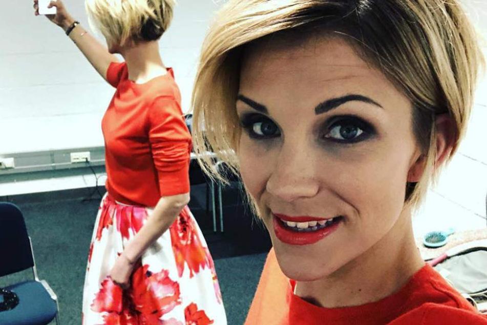 Mit Diesem Selfie Pruft Anna Maria Wie Aufmerksam Ihre Fans