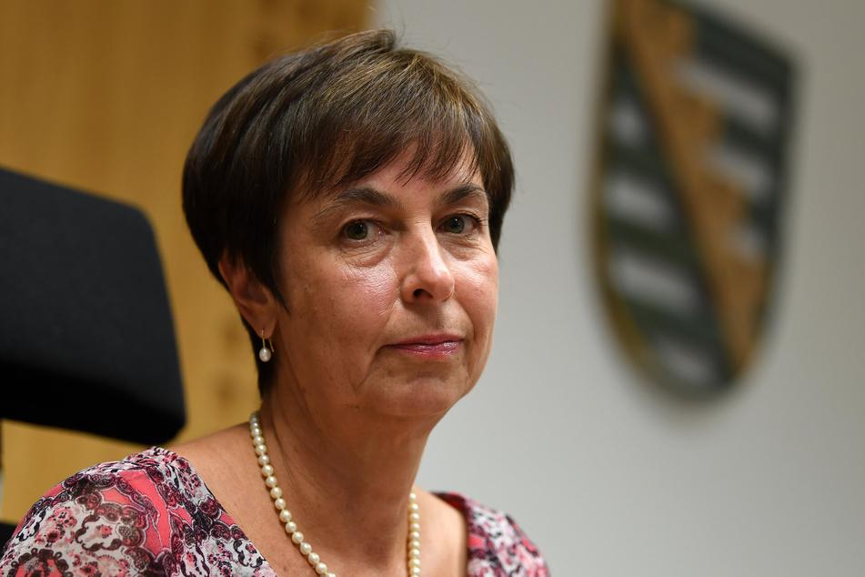 Oberstaatsanwältin Ingrid Burghart leitete ein Ermittlungsverfahren wegen Vorteilsannahme ein.