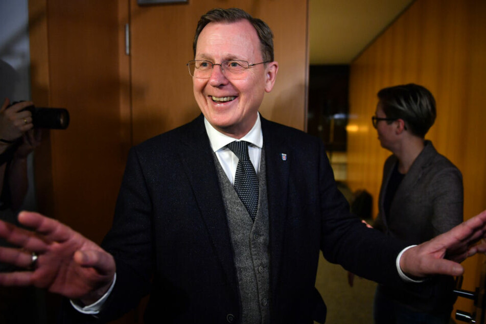 Durchbruch in Thüringen wird nicht per Vertrag festgehalten