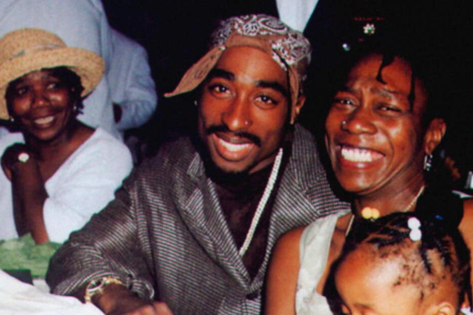 Tupac Shakur (†25) wurde bei einem Drive-By-Shooting tödlich verletzt. (Archivbild)
