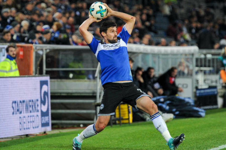 Mit viel Leidenschaft will Florian Dick in das nächste Spiel gegen den VfL Bochum gehen.