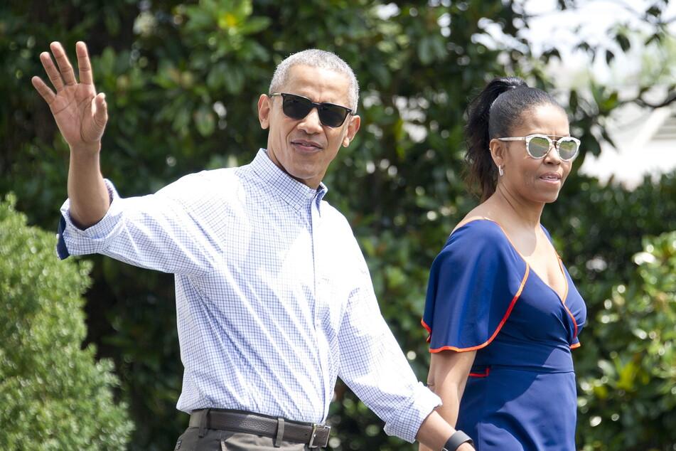 Barack Obama und Frau Michelle wollen mal wieder Gastgeber sein - das Ausmaß der Feier ist deswegen enorm.