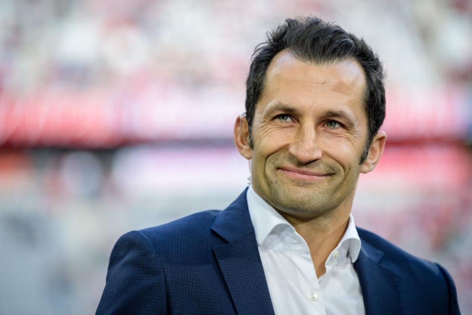 Seit August 2017 ist er Sportdirektor des FC Bayern München: Hasan Salihamidzic.