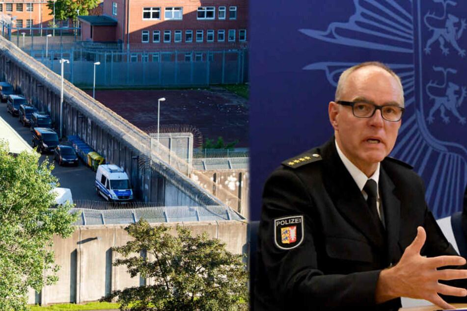 Hintergründe der Gefängnis-Geiselnahme von Lübeck: Döner wurden Täter zum Verhängnis