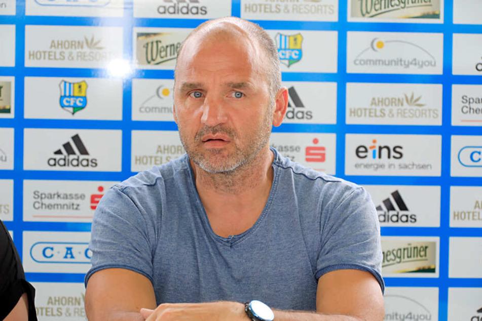 Aus dem Comeback von Steffen Ziffert wird nichts. Er hat Chemie Leipzig abgesagt.