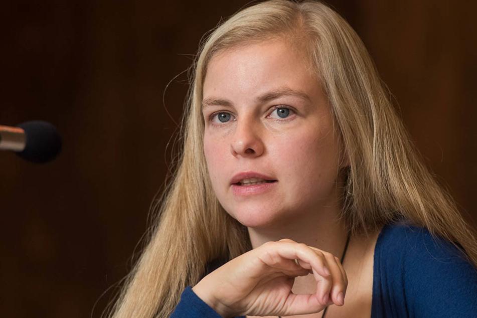 Wiebke Muhsal hat den Thüringer Landtag um zwei Monatsgehälter betrogen.
